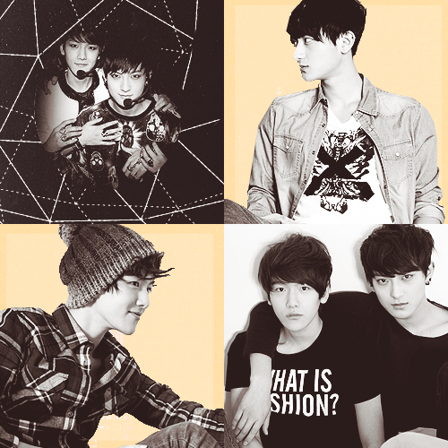baekhyun & tao. requested by twinkleinmyass.