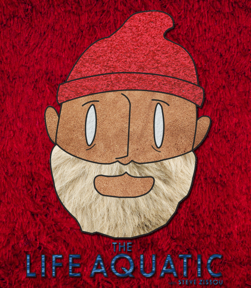 The Life Aquatic with Steve Zissou by Matthew James-Wilson