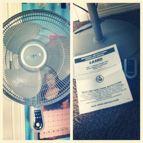 Needed this(: #fan #boreddd (Taken with Instagram)