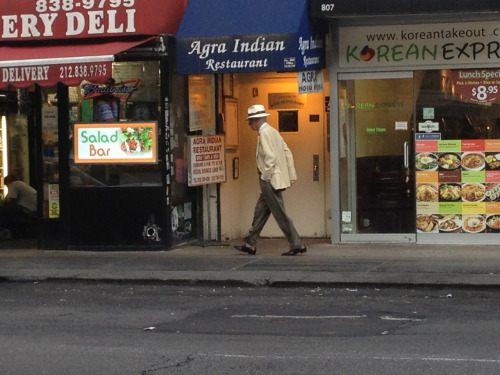 choire:  Gay Talese, Lexington Avenue.
