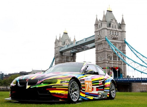 BMW Art Cars in London