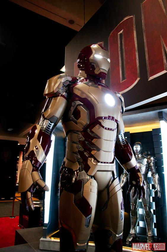 Iron Man 3 - Extremis Armor I can't wait!!!