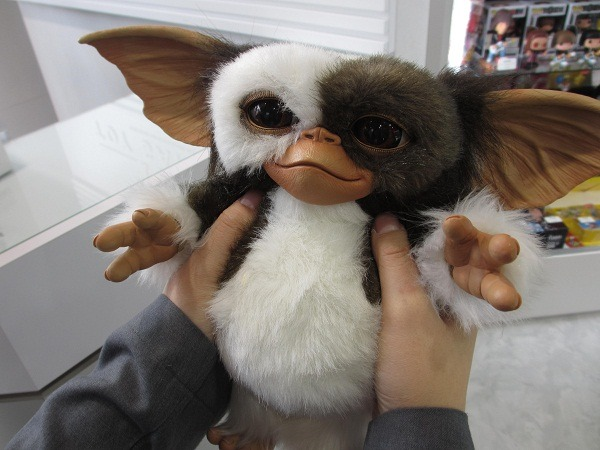 Gizmo Gremlins / Samla Film Figurer / Collect Movie Figures