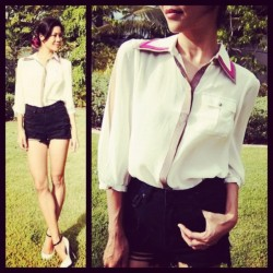 "#bamboosky @tiffheartfashion in our NEW Line & Dot ""triple collar"" blouse  #new #newarrivals #outfit #outfitoftheday #ootd #lookoftheday #wiwt #whatiwore #style #fashion #fashiondiaries #instafashion #instastyle #instagramhi #fashionblogger #blogger #instablog  (Taken with Instagram at Bamboo Sky)"