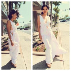 #bamboosky @tiffheartfashion in our #Indah Anjeli dress (was $296, now $148)  #new #newarrivals #outfit #outfitoftheday #ootd #lookoftheday #wiwt #whatiwore #style #fashion #fashiondiaries #instafashion #instastyle #instagramhi #fashionblogger #blogger #instablog  (Taken with Instagram at Bamboo Sky)