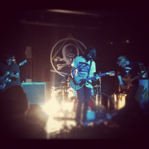 @gatesmusic live at #StVitus in Greenpoint, BK  (Taken with Instagram)