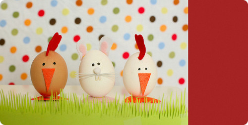 *happy egg hunting* by october rain on Flickr.
