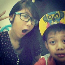 #pesek #crazy #brother #lol (Taken with Instagram)
