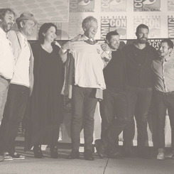 Hobbit Cast at Comic Con 2012