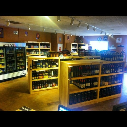 New store is up and running. Running well. #irunthestore (Taken with Instagram)