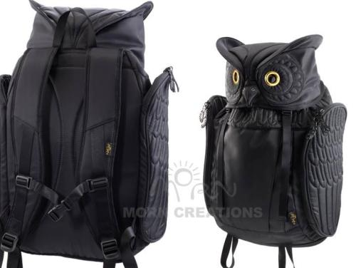 fuckyeahwhatsinyourbag:  The Owls Design from Morn Creations
