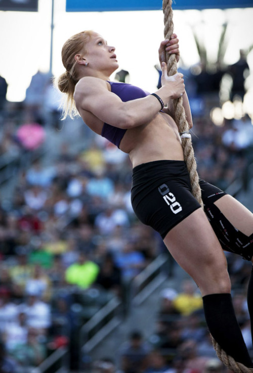 whoknowslovee:  Annie Thorisdottir.This woman is simply amazing.