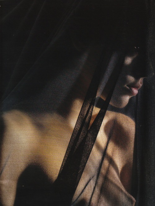 mode-classique:  Freja Beha Erichsen by Mario Sorrenti for V #46 Spring 2007