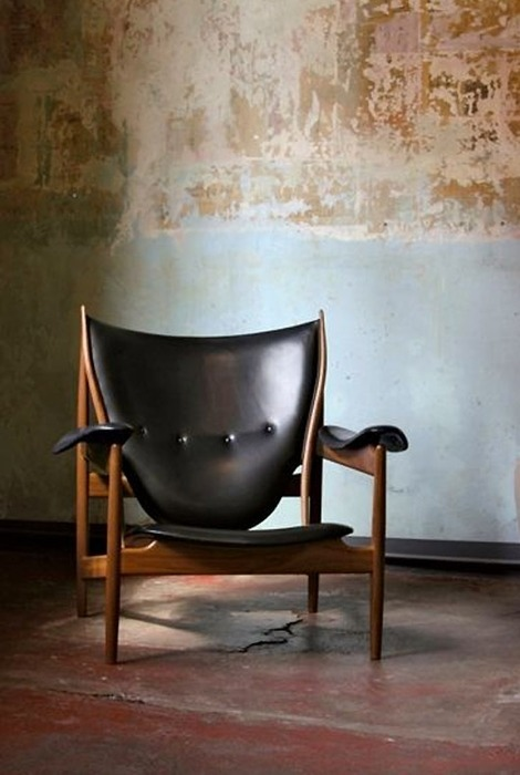 emrayfo:  The Chieftain chair by Finn Juhl, 1949