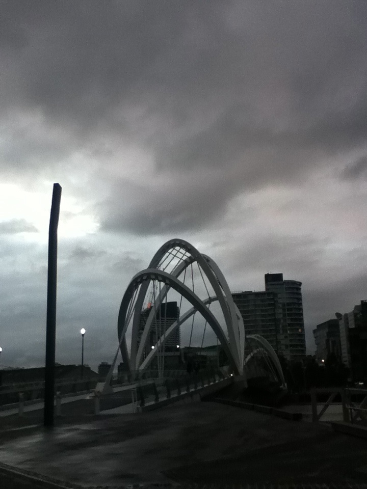 Taken near Melbourne Exhibition CentreTaken from IPod, no edit
