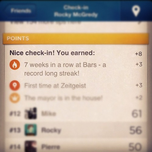 Perhaps not my best accomplishment… (Taken with Instagram)