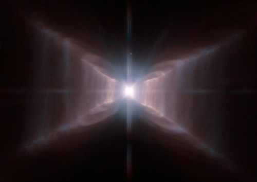 n-a-s-a:  The Red Rectangle Nebula from Hubble Credit: ESA, Hubble, NASA