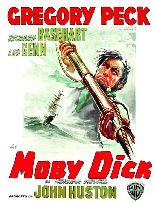 Moby Dick (by Greenman 2008)