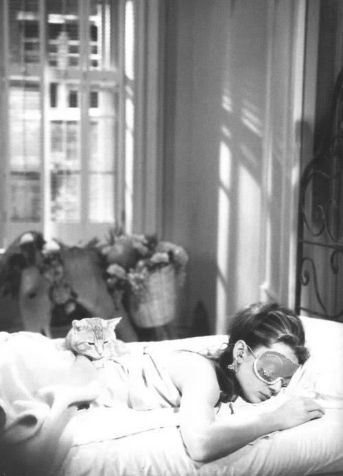 Breakfast at Tiffany's, (1961) Holly and Cat