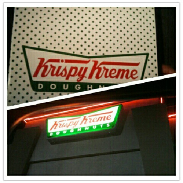 Got a half dozen @krispykreme with @its_joeeey #Zooted #munchies #krispykreme (Taken with Instagram)