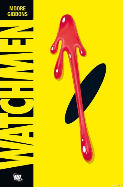 #45: Alan Moore and David Gibbons, The Watchmen Before I even continue typing up my little review for this one, a confession is in order. The only other graphic novel I have ever read is Satrapi'sPersepolis. I have heard of the wonders of graphic novel classics many times over, but since I pride myself on my faster than average reading speed and thorough comprehension of the reading material, getting used to the format of graphic novels is somewhat of a daunting task. Even after finishingThe Watchmen, I am not confident in my graphic novel reading abilities. My reluctance to get through the unfamiliar format was coupled with my general conviction that in order for superheroes of any kind to exist, some cliched words regarding the inefficiency and general uselessness of police forces have to be uttered. Then there is the other cliche of a post-apocalyptic world, wherein chaos rules and the general public needs rescuing.The Watchmen, while guilty of the aforementioned cliches, does not dwell on them extensively. Enter our affable group of superheroes.They range from the super powerful to the super intelligent and the super insane. Besides finding favorites in this group and admiring their qualities, I enjoyed the narrative construction of the novel. Moore's non-linear narrative allows the readers to go back and forth in the storyline, to follow the unfolding events while learning of the origins and past activities of the protagonists. Overall, the dynamic pace of the story made me I enjoy it more than I thought I would.
