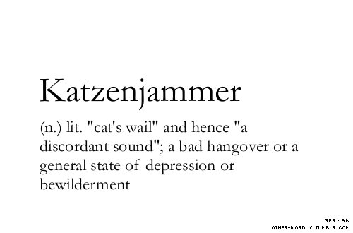 "pronunciation | 'kaht-zen-""ya-mer submitted by 