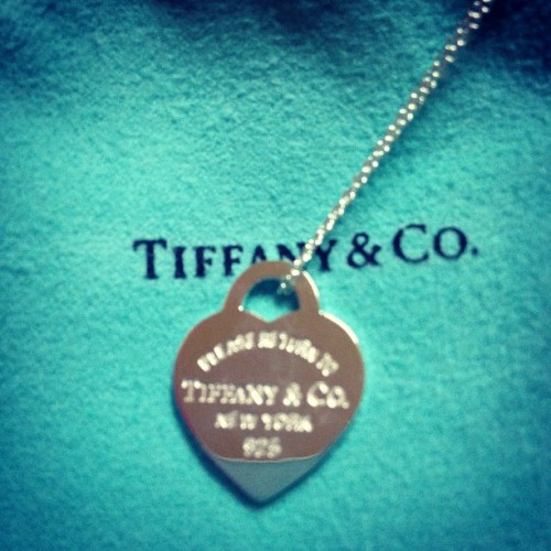 #TIFFANY&CO (Taken with Instagram)