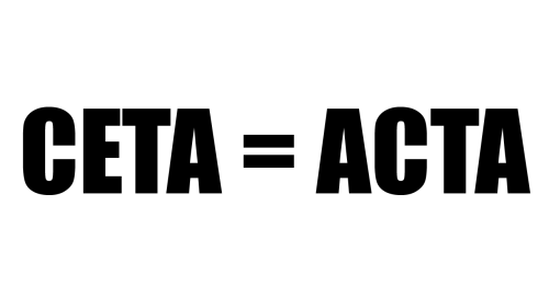 Guess Who's Back? SOPA And ACTA Are Sneaking Into Law Behind Your Back http://mys.tc/2ah