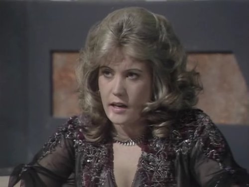 crystalbucket:  Sally Knyvette as Jenna Stannis on 'Blakes 7'