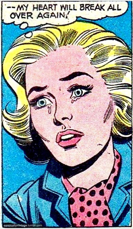 comicallyvintage:  Get used to it, honey.