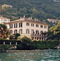 laragosta:  Villa Oleandra on Lake Como.