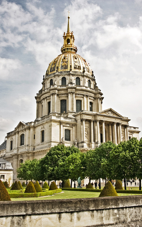 midnightineurope:  Invalides