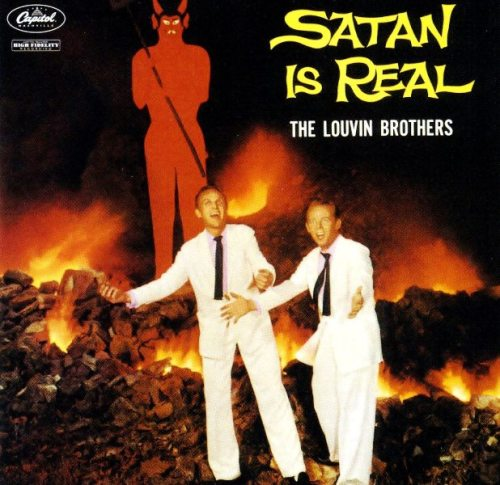 I'm not sure which 50's album I should buy: Beloved Jewish Songs, Satan is Real (by the ever-so Louvin Brothers?) or follow my heathen heart and go for The Passions, Night or maybe the colonialist-classic, Orienta? Help me Della Reese!