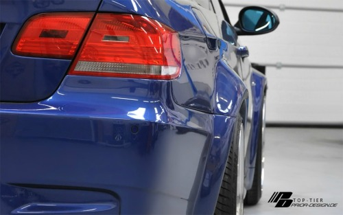 such a tease! [M3OTD] be sure to follow for more beastly M3's!