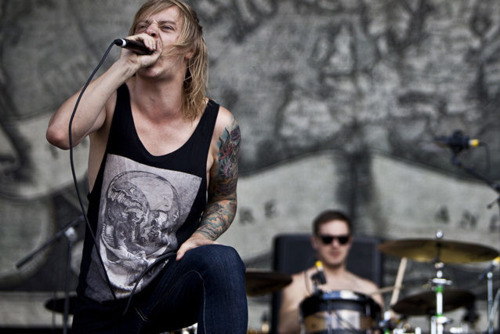I love him. Sam Carter from Architects.