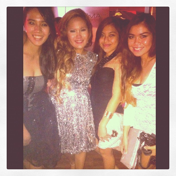 Last night! 🎉 (Taken with Instagram)