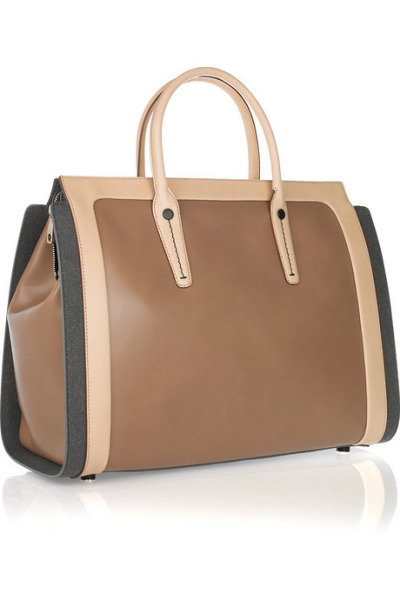 Bally Rachele Leather Tote
