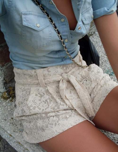 Love the shorts.