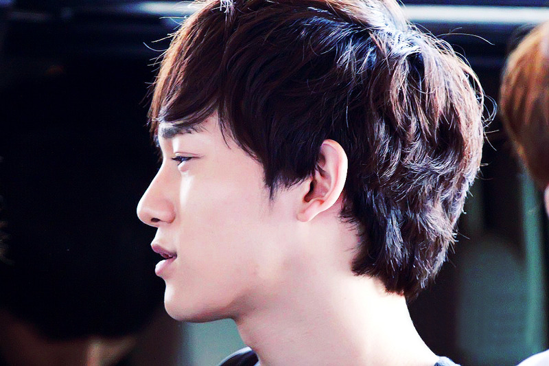 Chen-Chen *___* aaaaa he is awesome
