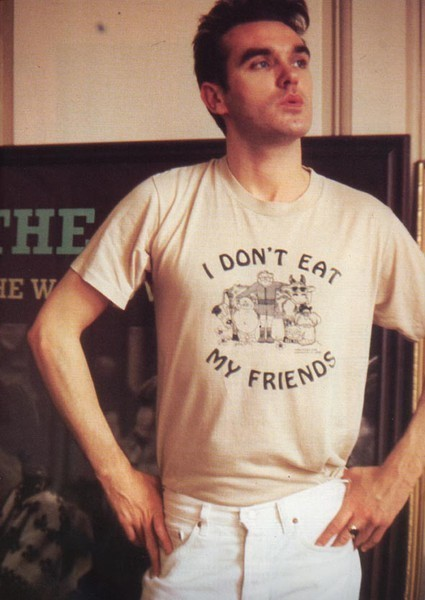 I don't either, Morrissey ;)