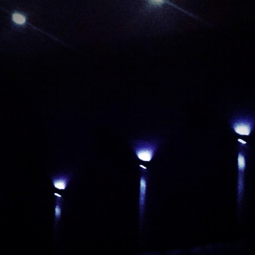 Let the lights guide you home #lights #iphonesia (Taken with Instagram)