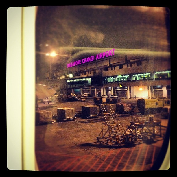 Bye Bye! See you in 2013! (Taken with Instagram)
