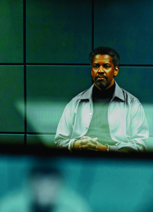 I truly believe that Denzel Washington is perhaps one of the greatest actors of our time.  He truly inhabits a character and makes it his own