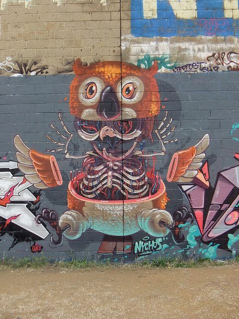 oxane:  trellick 12 // in progress by area-info