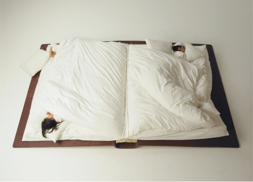 !nkpression: Bed-book