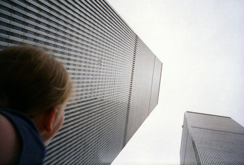 Julia and the World Trade Center by Sotosoroto on Flickr. TinRek29 The World Trade center