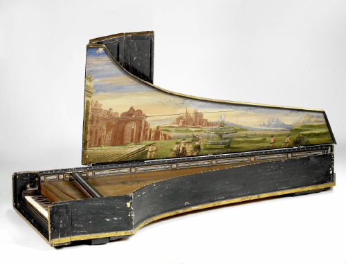 Harpsichord by Faby [1691]