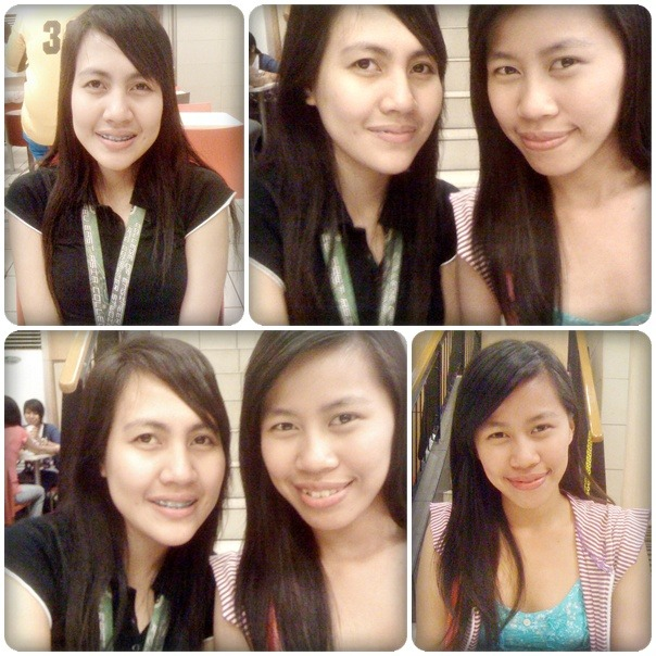 Bonding night with May at KFC Morayta…. We talked a lot of stuffs goin' around in our lives… I'm so happy that we've finally found time to bond together… So many problems and so may secrets~^^  07152012