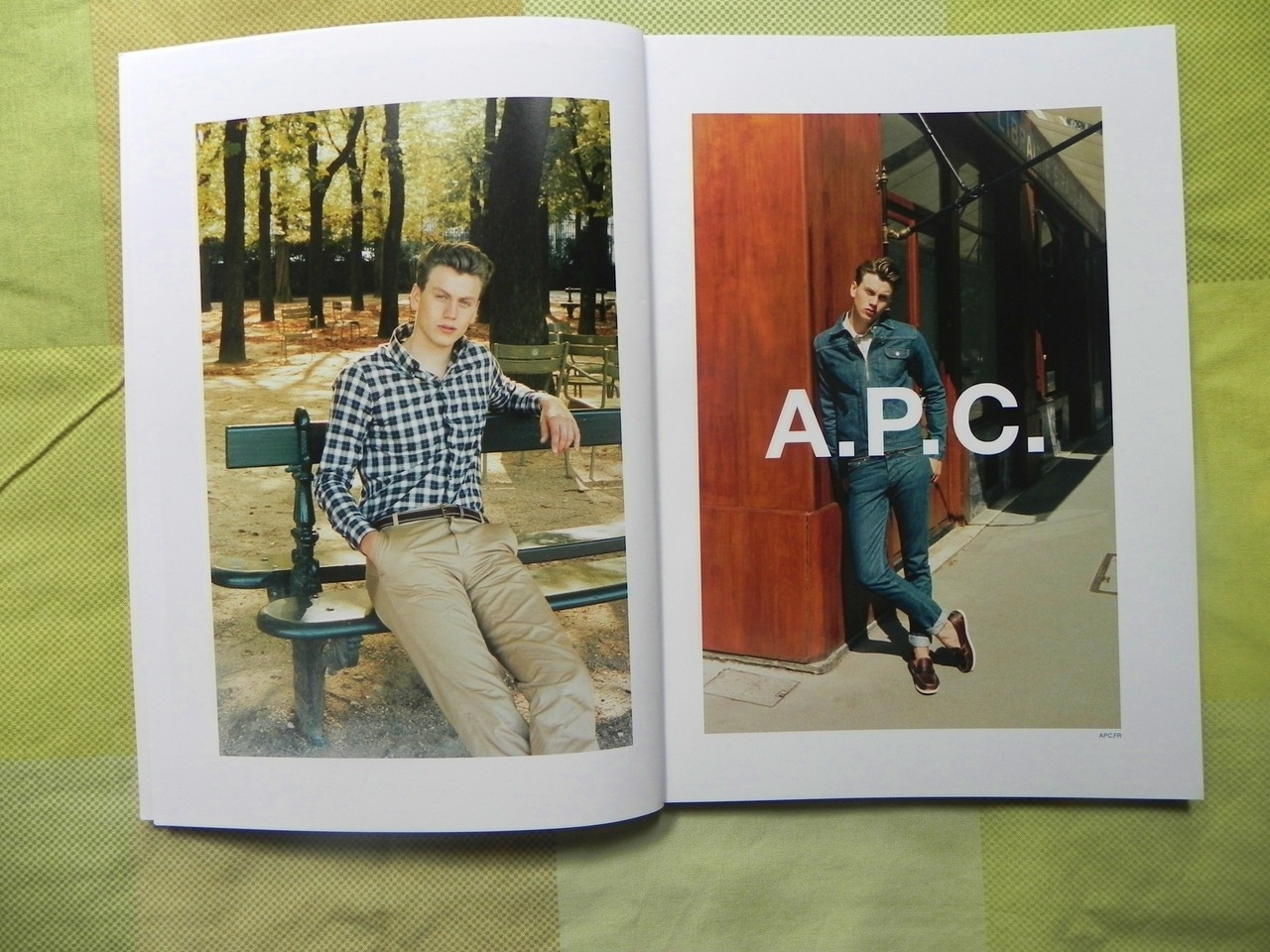 "ticalandthings:  Hypebeast Magazine ""The Synthesis Issue"" - A.P.C."