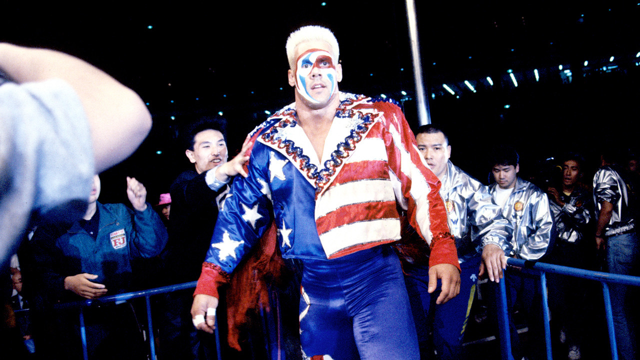 Wcw Bogus Sting: Legends: Who Do You Want To See In Game?